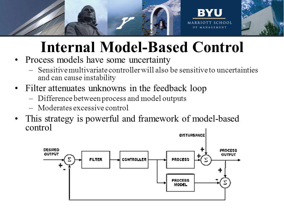 Internal Model-Based Control