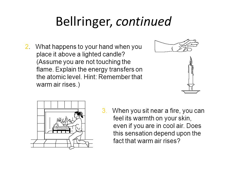 Bellringer, continued Chapter 13