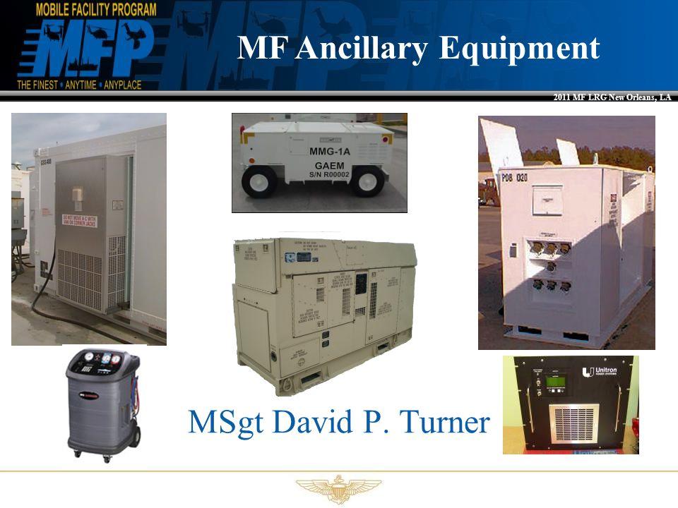 MF Ancillary Equipment