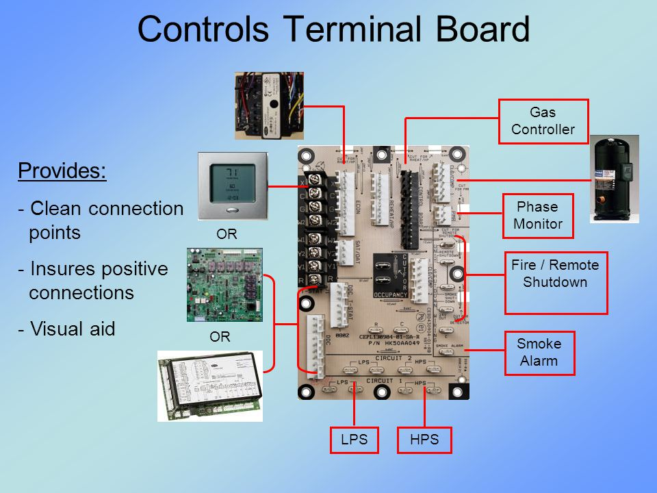 Controls+Terminal+Board command center terminal board rtu mp controller (opt) ppt video carrier clo board wiring diagram at gsmx.co