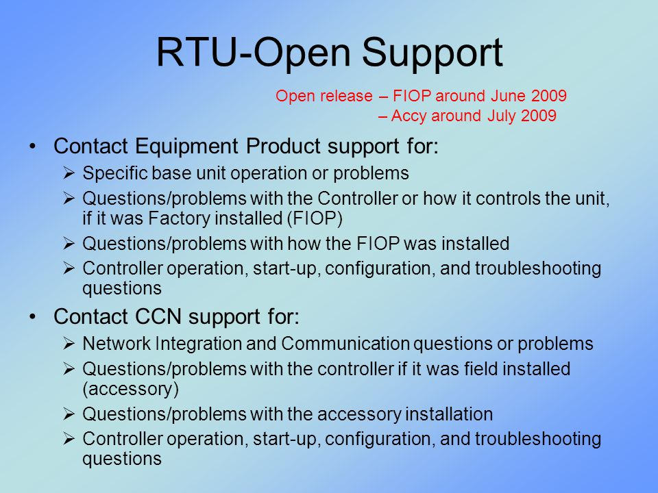 RTU Open+Support+Contact+Equipment+Product+support+for%3A command center terminal board rtu mp controller (opt) ppt video carrier rtu open wiring diagram at reclaimingppi.co