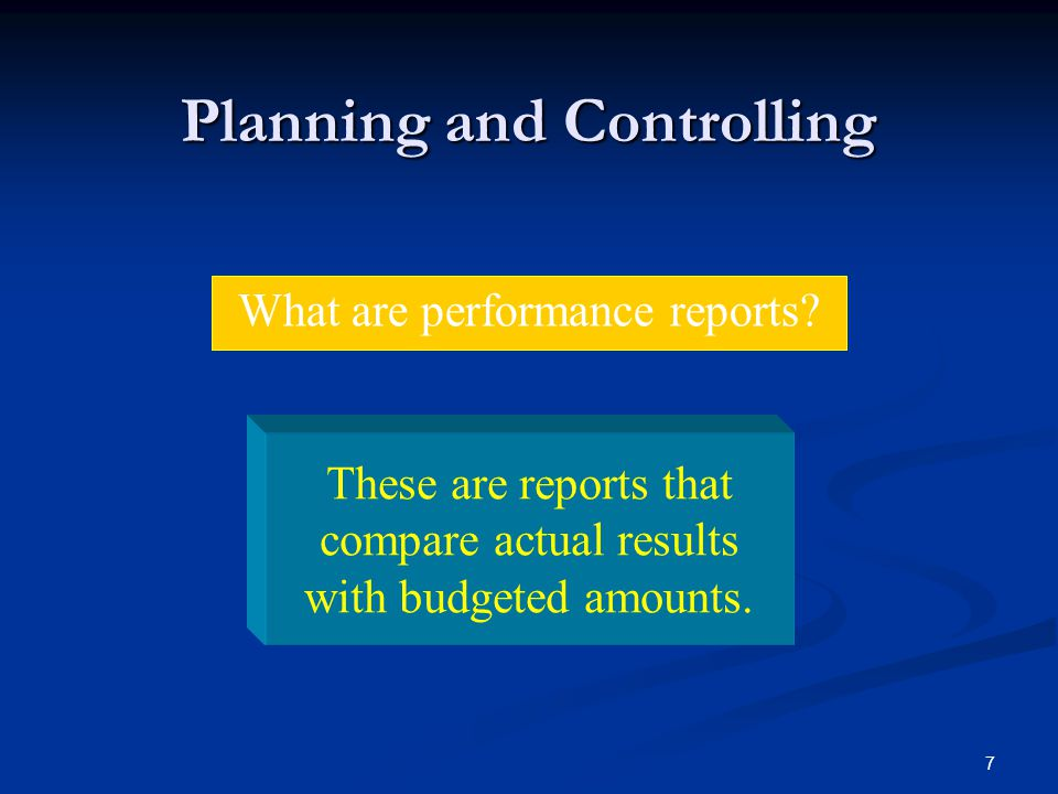 1 an organisation s budgetary control system and its links with performance management and decision  Budgeting is one of the ways of controlling cost in manufacturing organisations   planning is one of the key managerial roles in the decision making process   organisations are operated, there has been need for management to minimise  input,  the link between participation and performance was dependent upon  the.