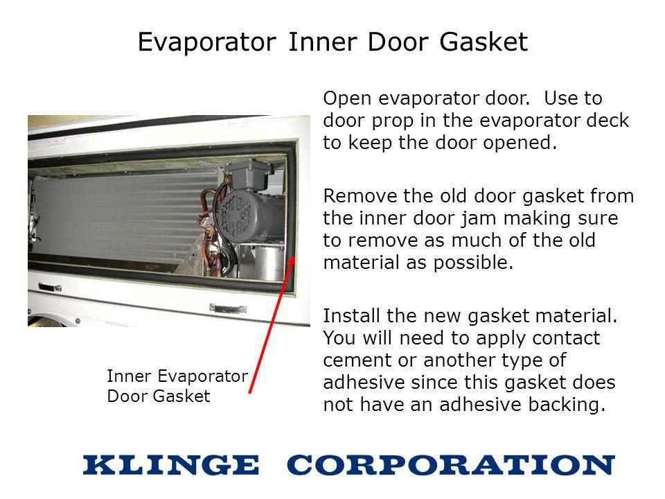 Evaporator Inner Door Gasket