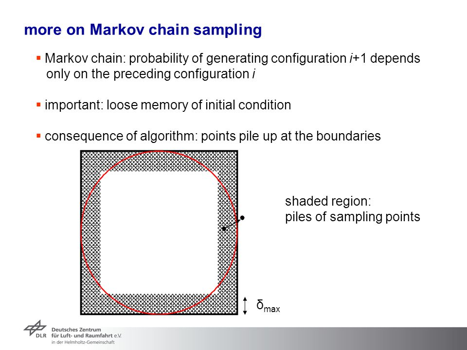 more on Markov chain sampling