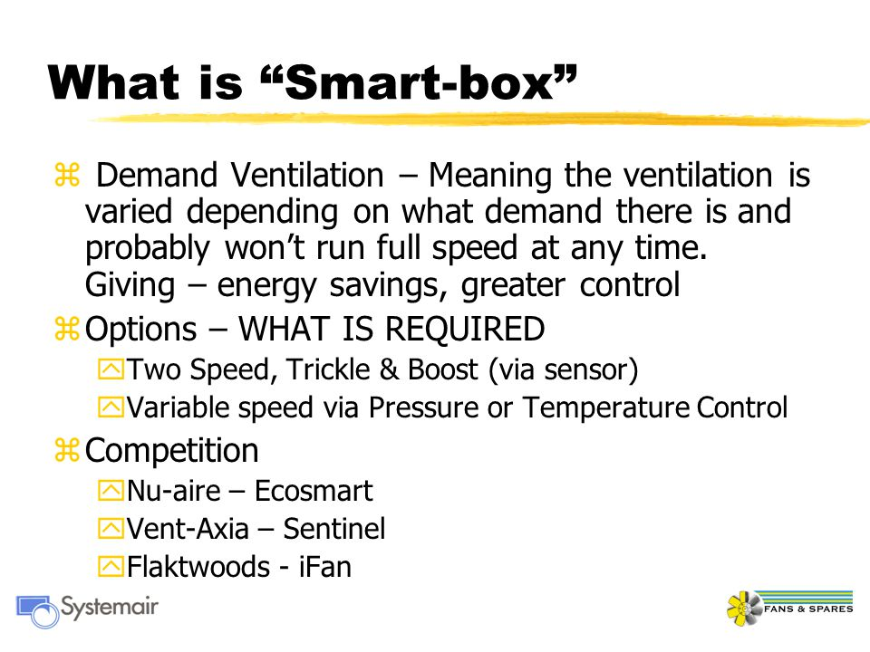 What is Smart-box
