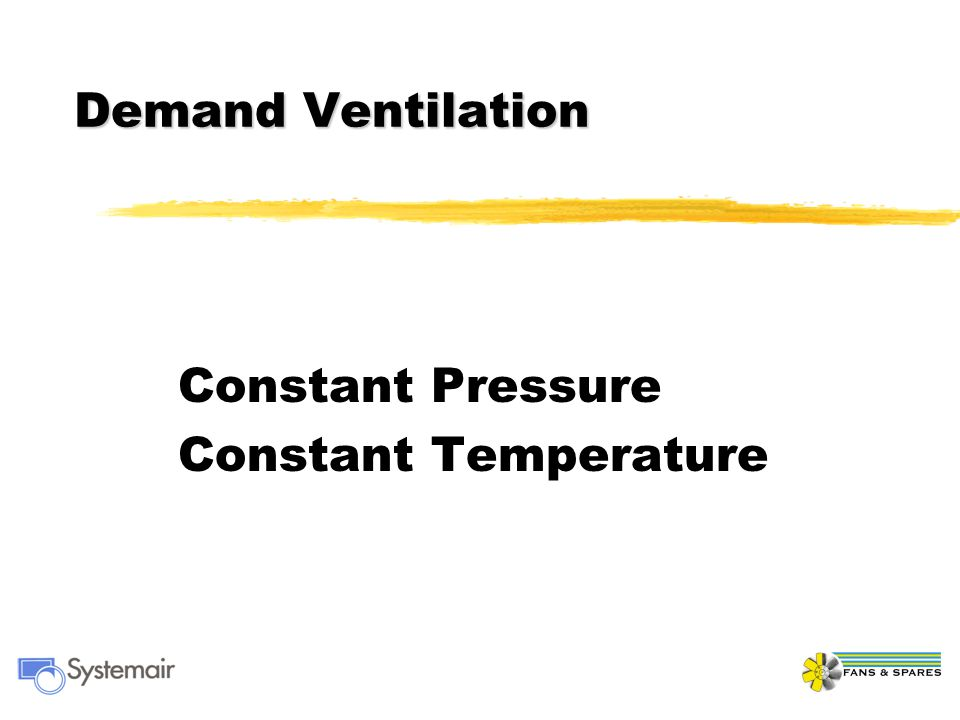 Constant Pressure Constant Temperature