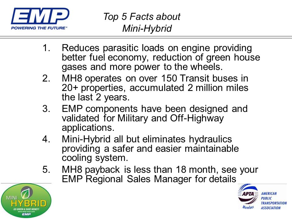 Top 5 Facts about Mini-Hybrid
