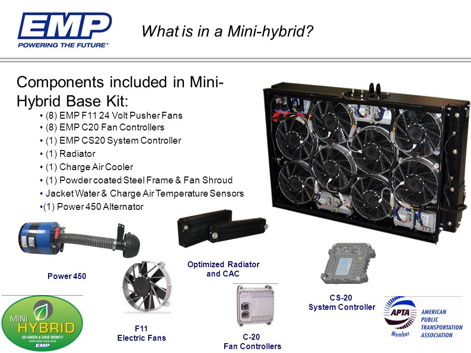 What is in a Mini-hybrid