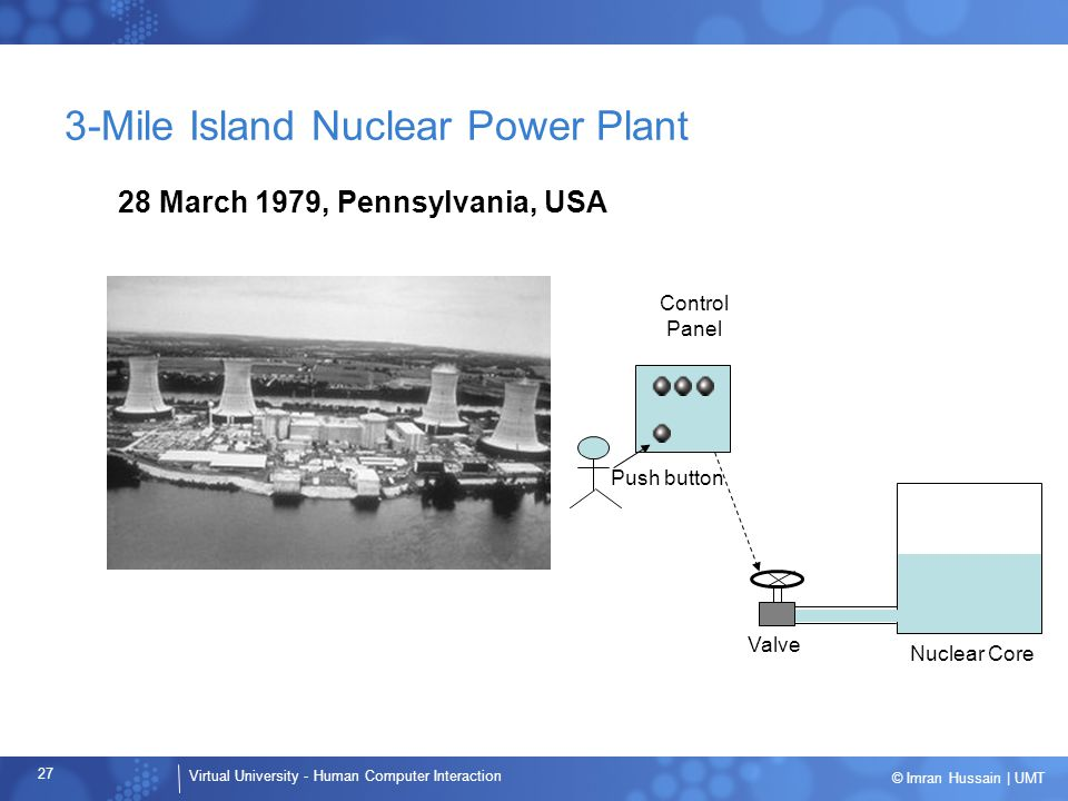 3-Mile Island Nuclear Power Plant
