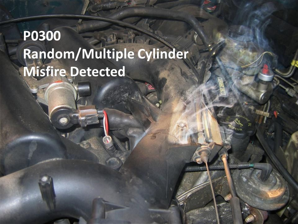 P0300 Random/Multiple Cylinder Misfire Detected