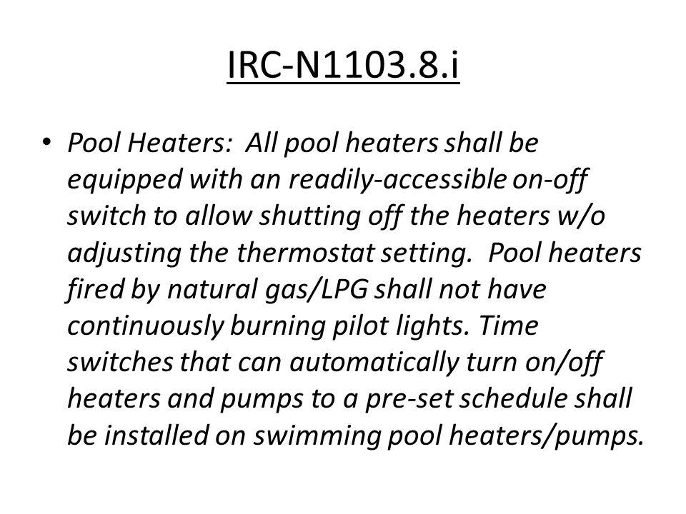 IRC-N1103.8.i