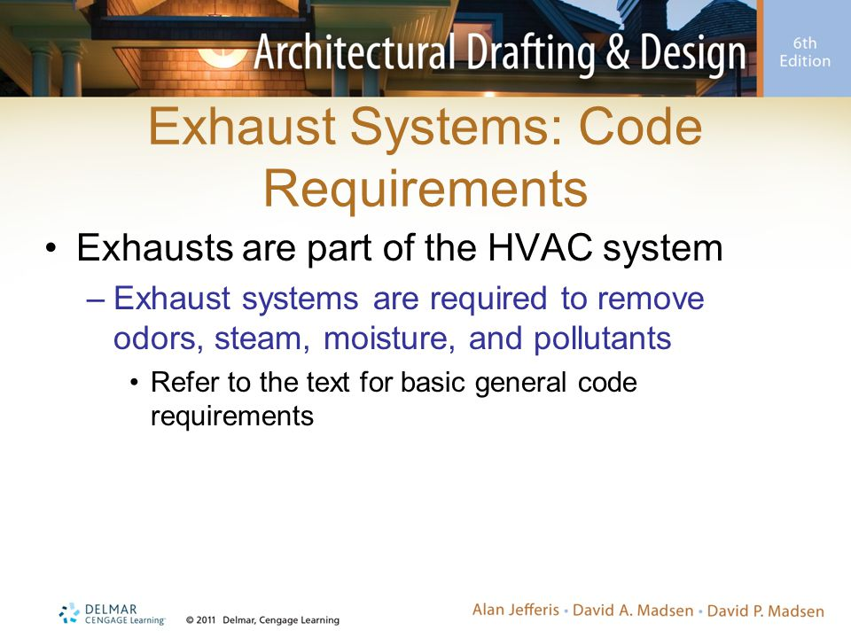 Exhaust Systems: Code Requirements