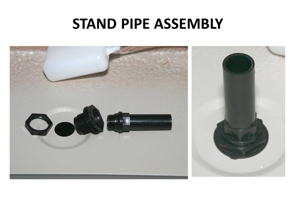 Stand Pipe Assembly