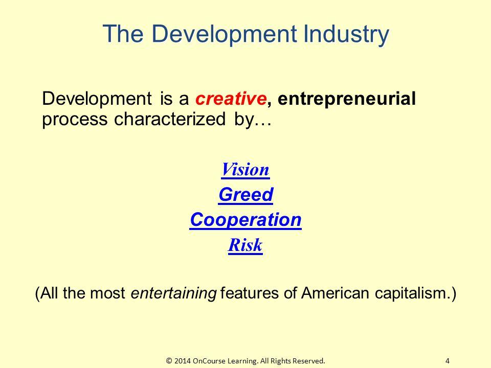 The Development Industry