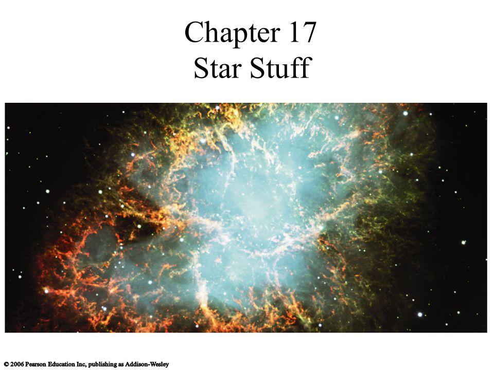 Chapter 17 Star Stuff
