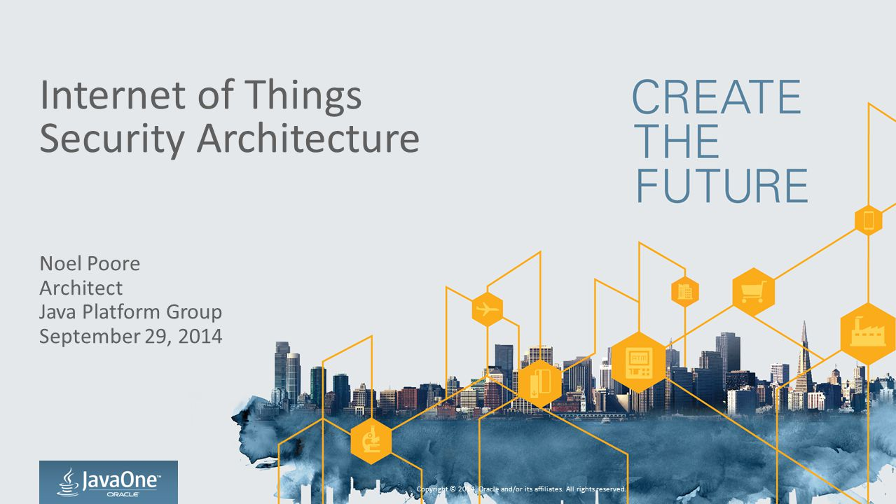 Internet of Things Security Architecture
