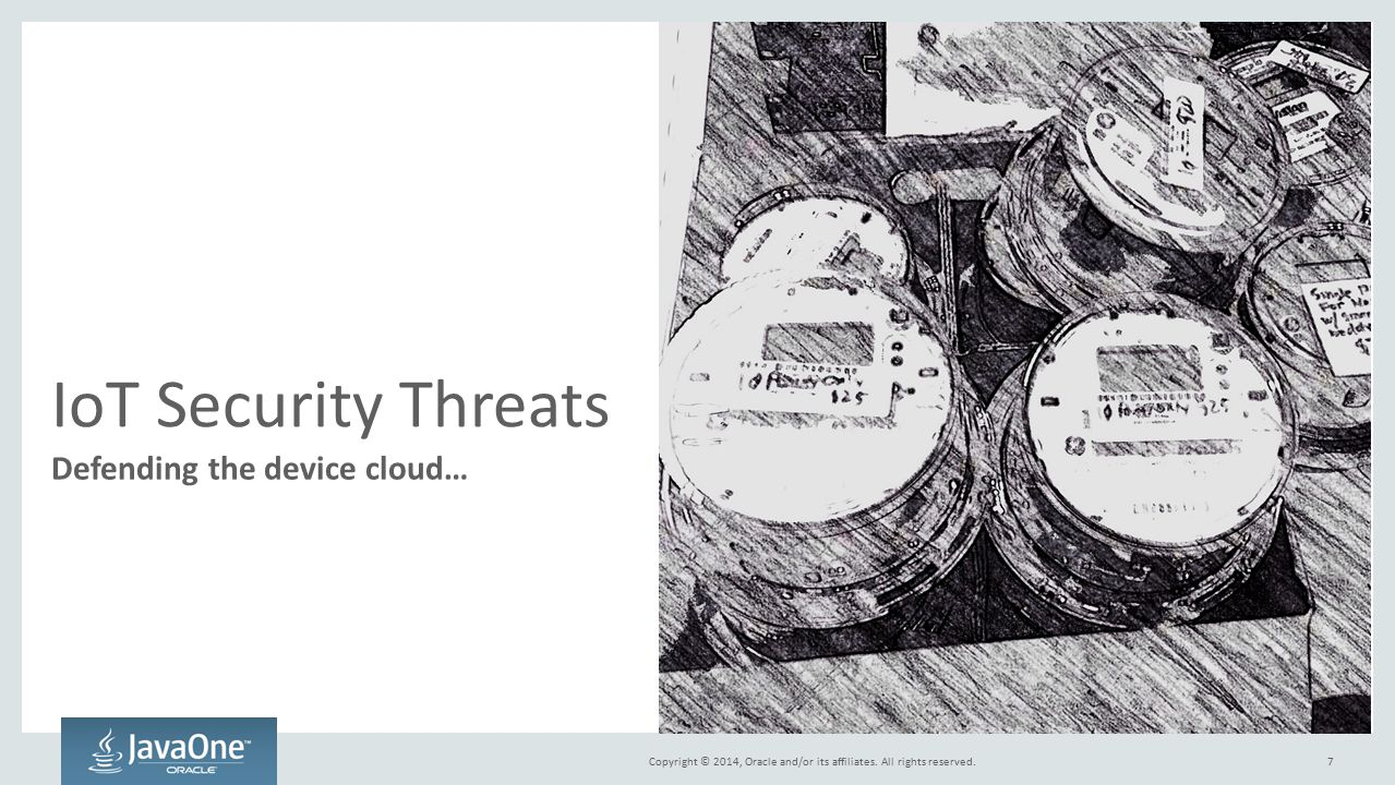 IoT Security Threats Defending the device cloud…