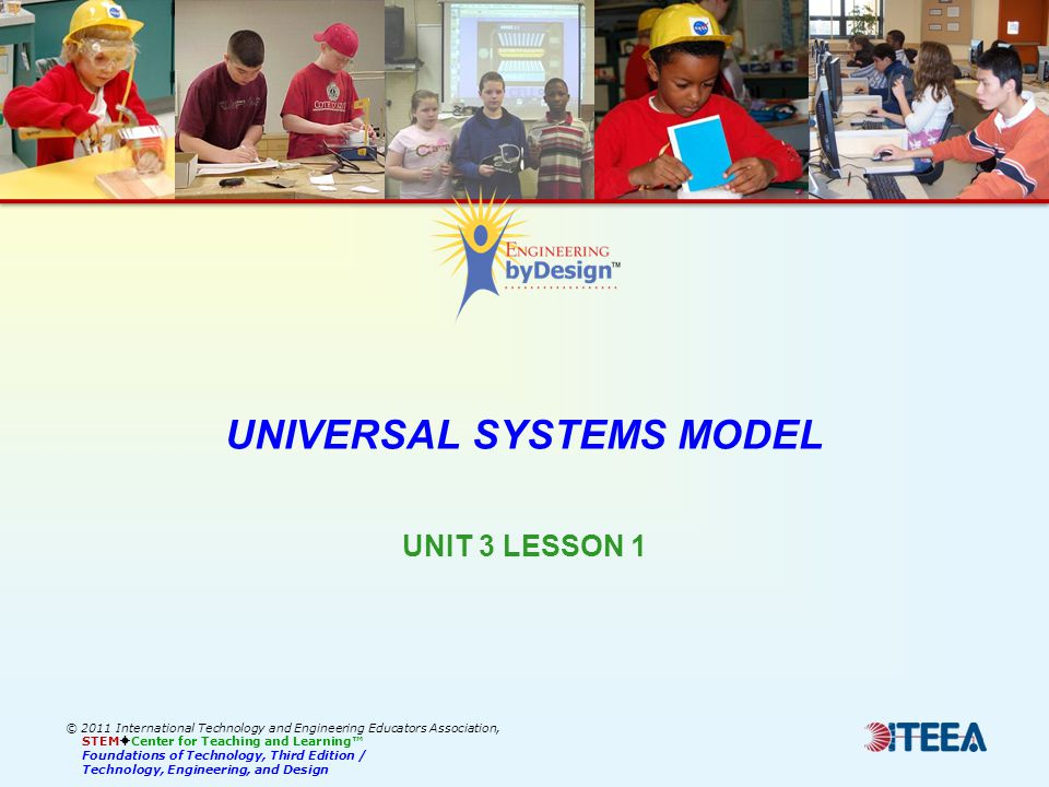 UNIVERSAL SYSTEMS MODEL
