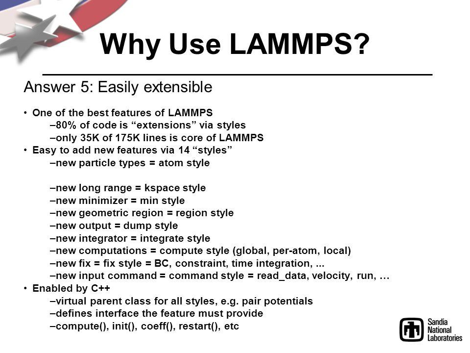 lammps instructions Lammpssandiagov.