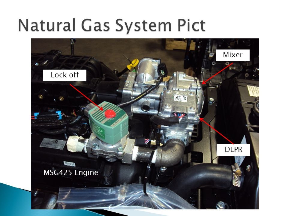 Natural Gas System Pict