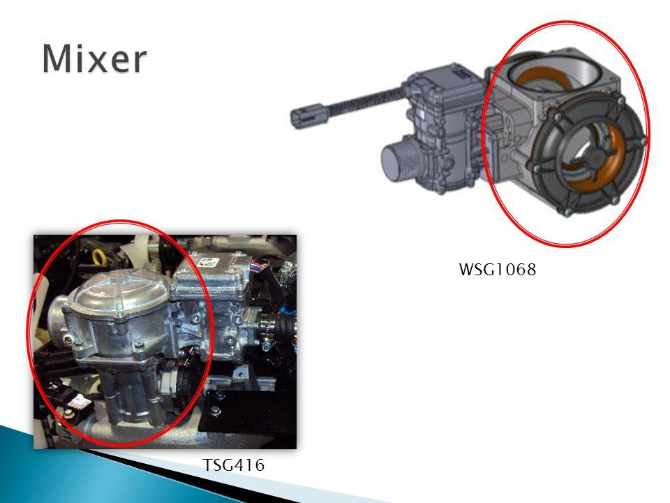 Mixer WSG1068 TSG416