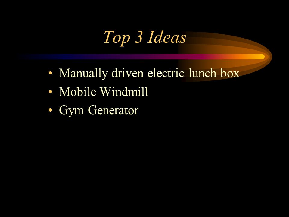 Top 3 Ideas Manually driven electric lunch box Mobile Windmill
