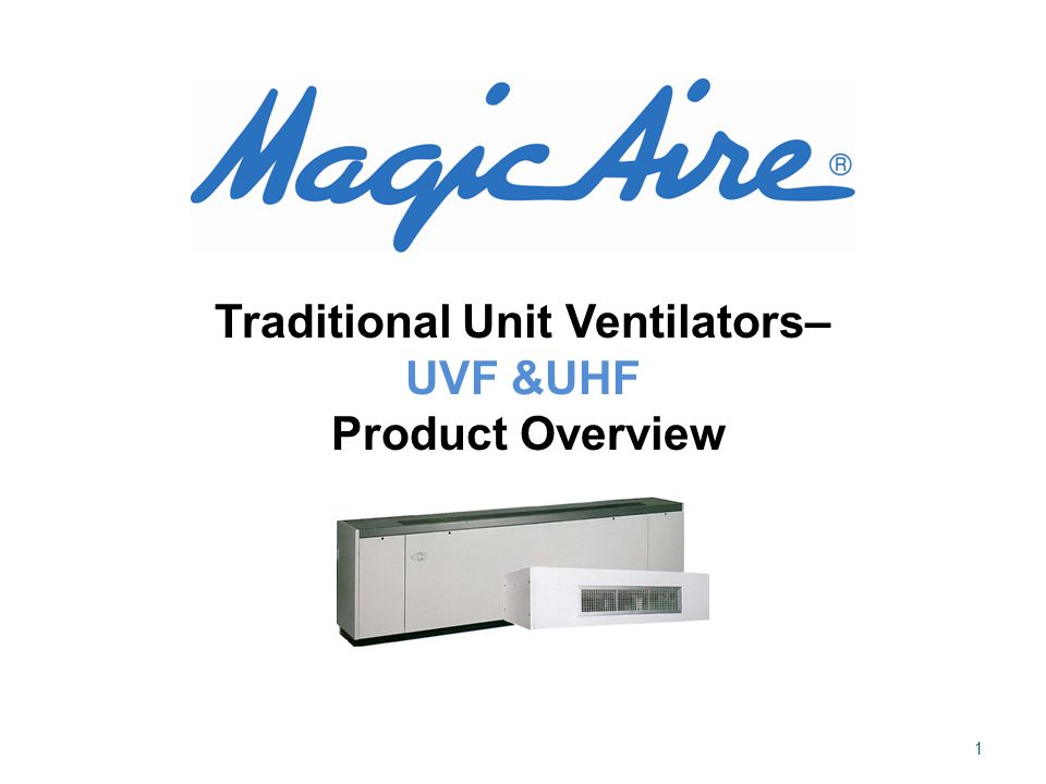 Traditional unit ventilators uvf uhf ppt video online download traditional unit ventilators uvf uhf cheapraybanclubmaster Images