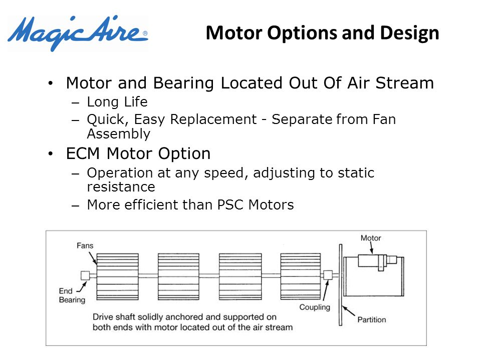 Motor Options and Design