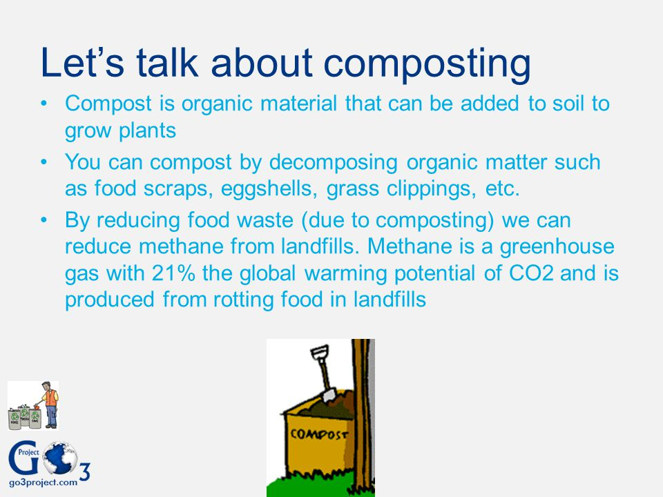Let's talk about composting