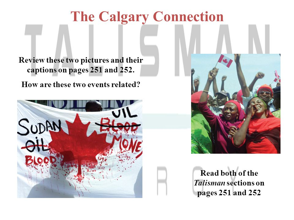 The Calgary Connection