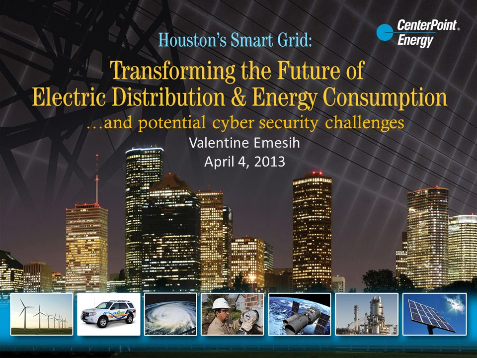 …and potential cyber security challenges