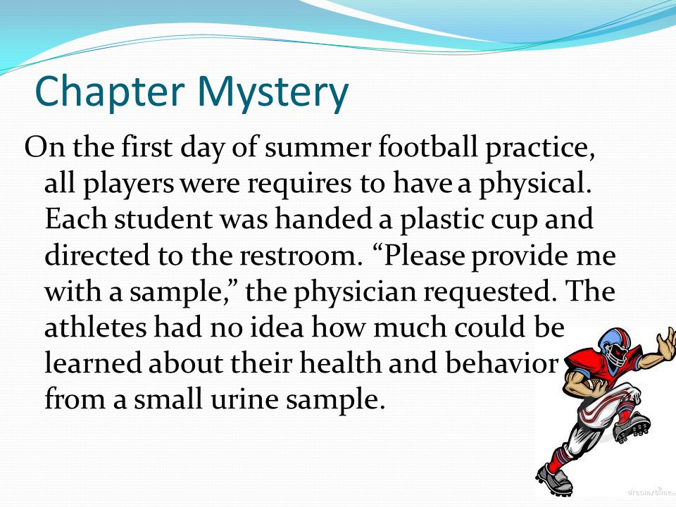 Chapter Mystery
