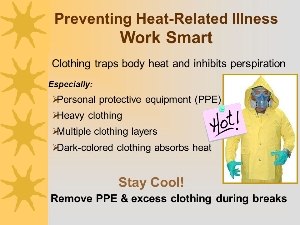 Preventing Heat-Related Illness