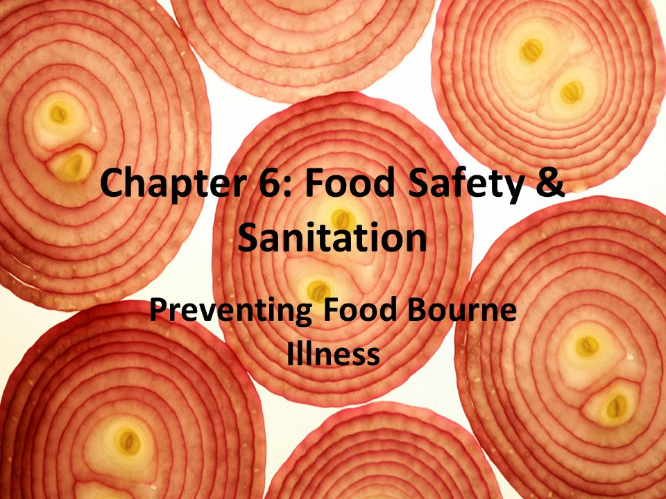 food sanitation chapter 2 Quizlet provides chapter 2 food safety sanitation activities, flashcards and games start learning today for free.