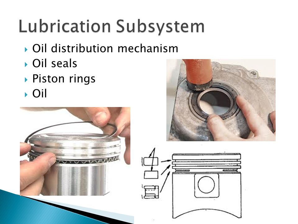 Lubrication Subsystem