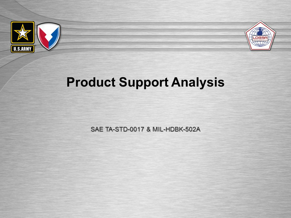 Product Support Analysis