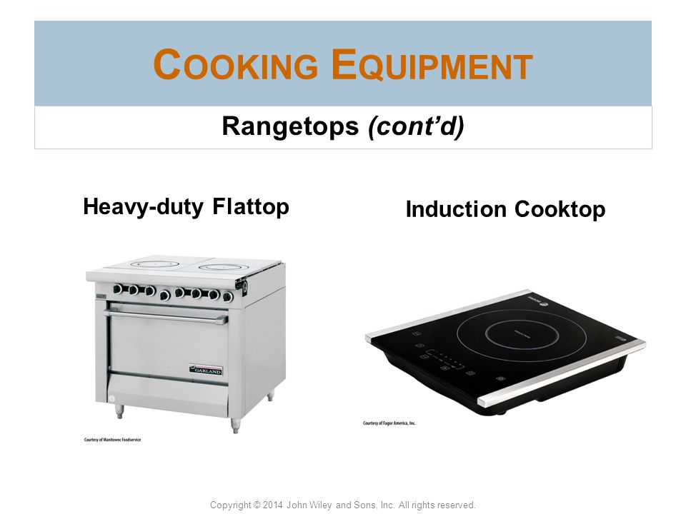 Cooking Equipment Rangetops (cont'd) Heavy-duty Flattop