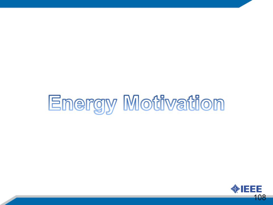 Energy Motivation 108