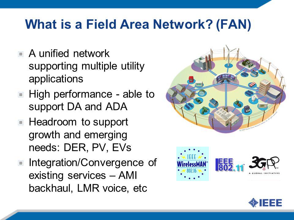 What is a Field Area Network (FAN)