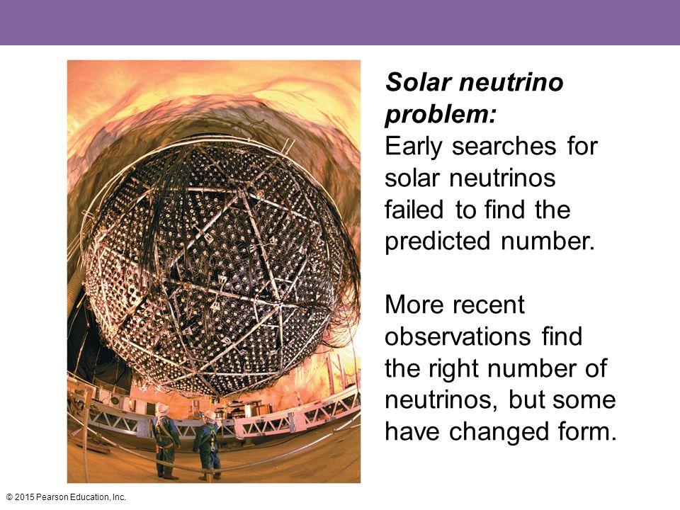 Solar neutrino problem: