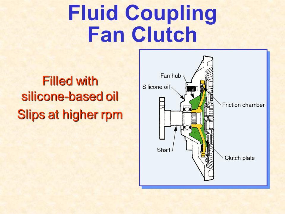 Fluid Coupling Fan Clutch