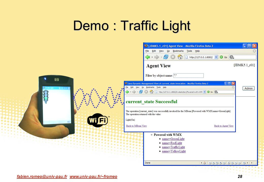 Demo : Traffic Light