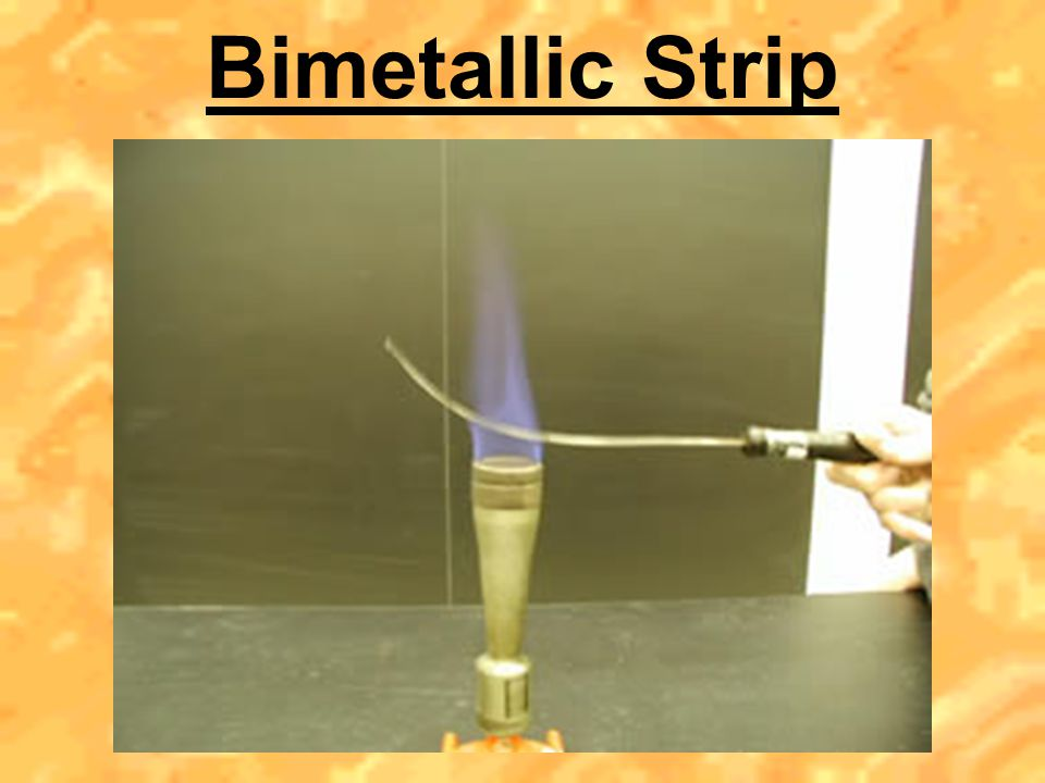 Bimetallic Strip