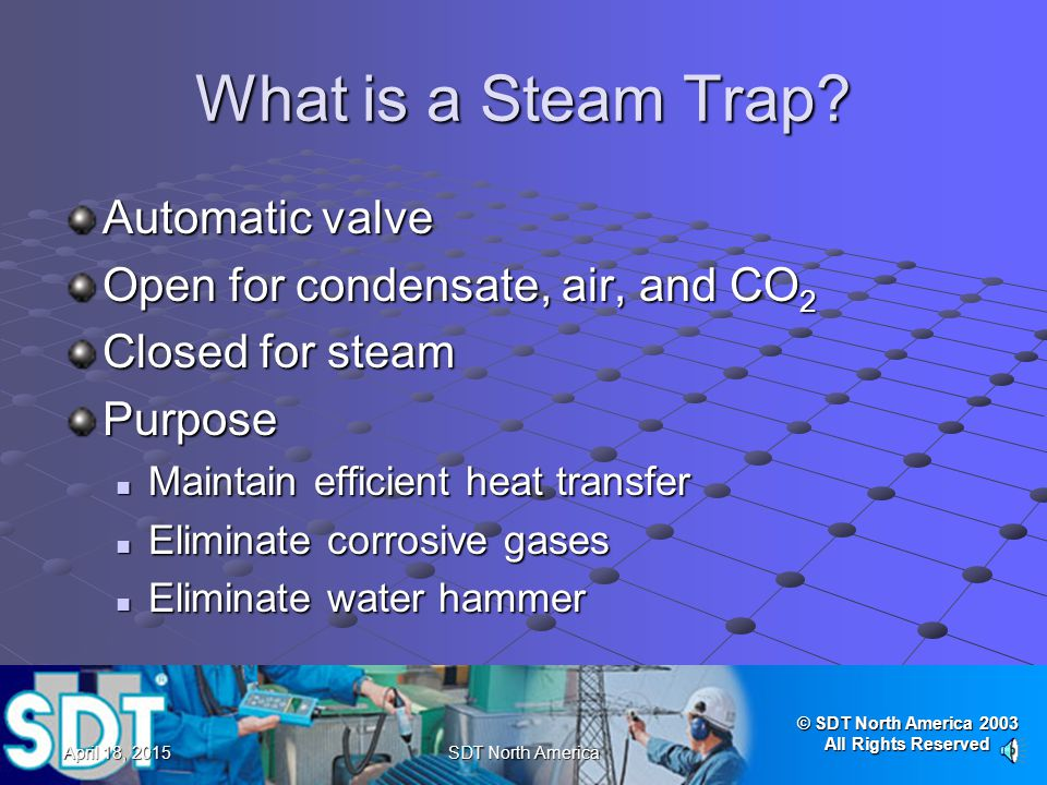 What is a Steam Trap Automatic valve