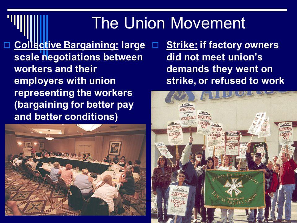 The Union Movement