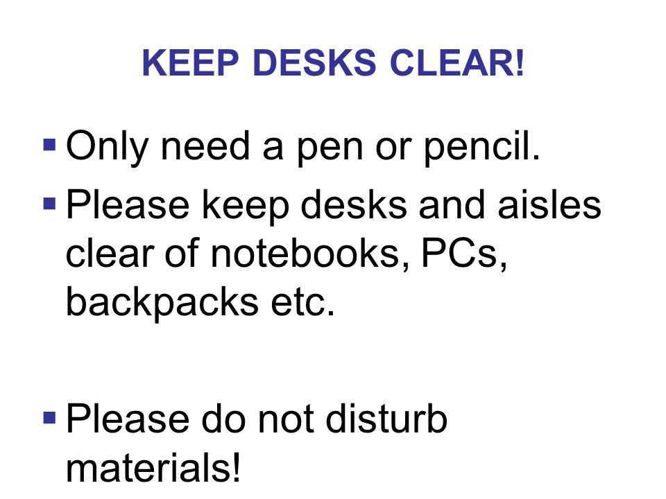 Only need a pen or pencil.