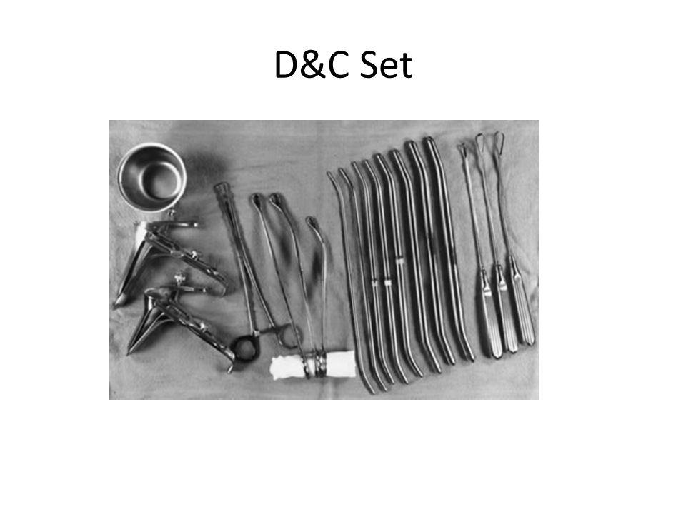 D&C Set