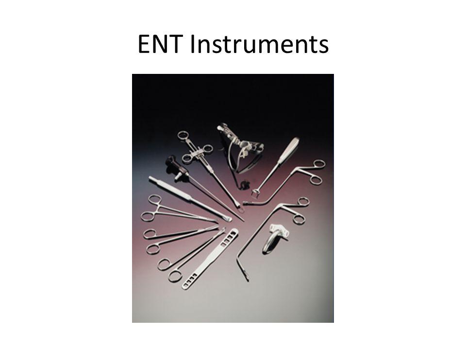 ENT Instruments