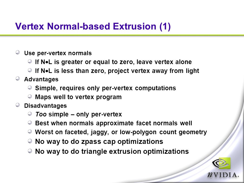 Vertex Normal-based Extrusion (1)