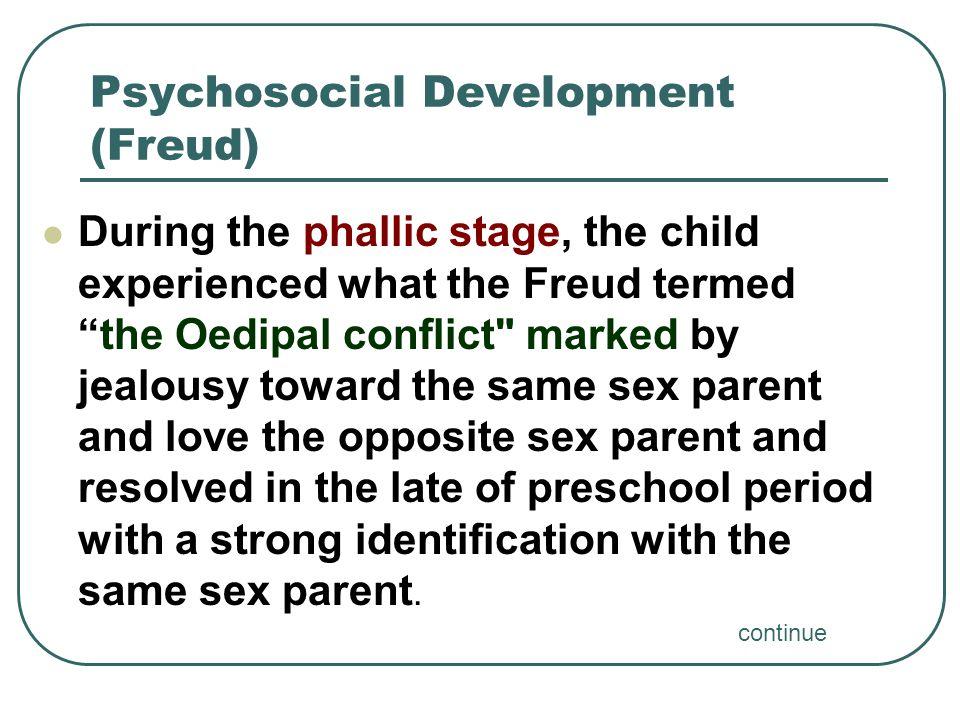 Psychosocial Development (Freud)